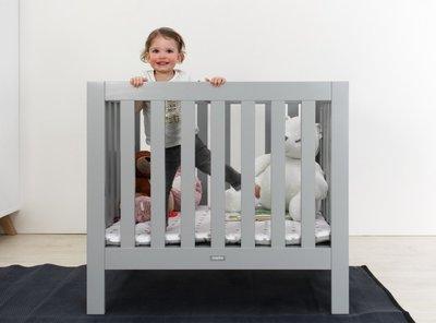 Bopita Sid 95x75 box pure grey