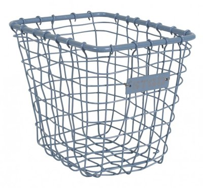 Stapelgoed basket small blue
