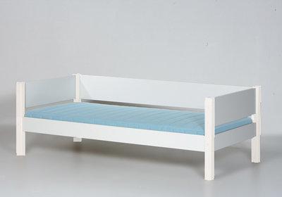 Danish Tor junior bedbank 90x160 helder wit