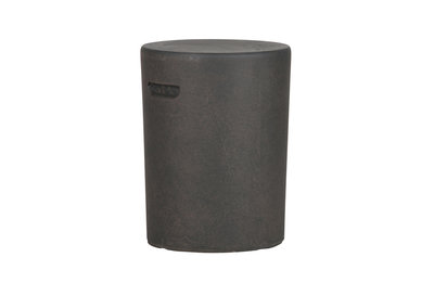 Woood Duke bijzettafel betonlook bruin