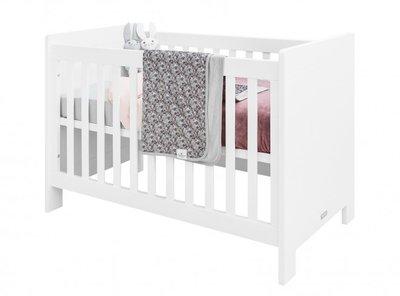 Baby Ledikant Zwart.Babykamer Ledikanten 60x120 Cm Kinderbeddenstore