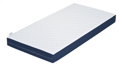 ABZ Multicare white on top² 60x120 baby matras