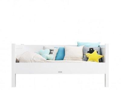 Bopita Tom peuter bedbank 70x150 wit