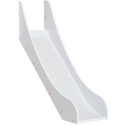 Hoppekids XXL glijbaan voor halfhoog bed wit
