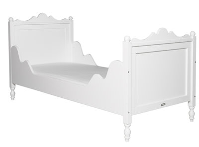 Bopita Belle bed 90x200 wit