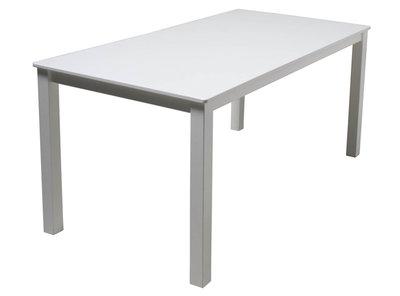 Bopita peuter speeltafel 140x55 wit