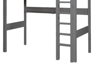 Bopita combiflex supportset tbv hoogslaper Xl deep grey