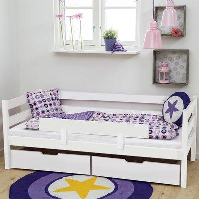 Hoppekids Ida Marie junior bed 70x160 grenen wit