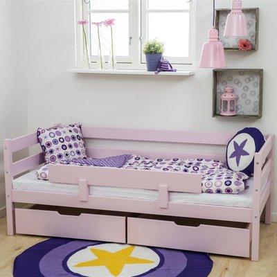 Hoppekids Ida Marie junior bed 70x160 grenen roze