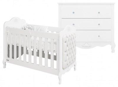 Prinses Kinderkamer Set : Bopita diva prinses delige babykamer wit kinderbeddenstore