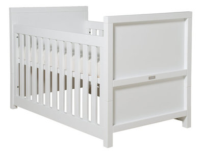 Bopita Carré cotbed - junior meegroei bed 70x140 wit