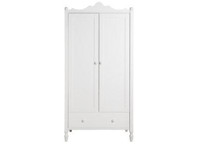 Bopita Belle 2 deurs kast wit