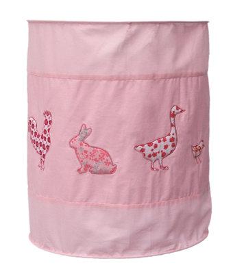 Taftan Lampkap zacht Chicken pink