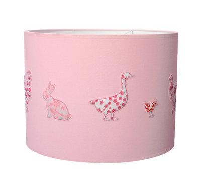 Taftan Lampkap hard Chicken pink