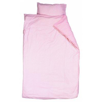 Taftan Brabantsbontje roze