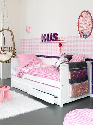 Coming kids Flex 3 in 1 bedbank 90x200 wit