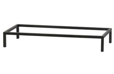 VT wonen Lower case legs frame metaal zwart