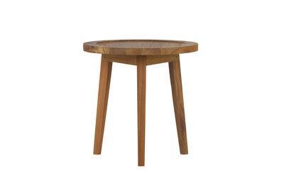 VT wonen Sprokeltafel naturel hout 60 cm