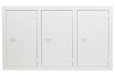 VT wonen Bunk cabinet grenen wit