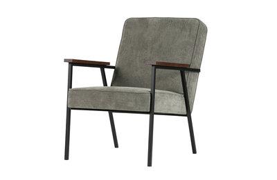 Rib Stoel Groen : Woood sally fauteuil rib stof vergrijsd groen kinderbeddenstore