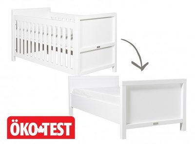 Bopita Corsica cotbed / junior bed 70x140