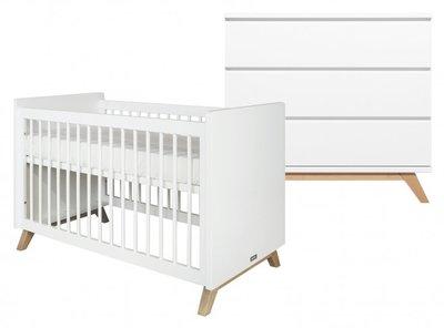 Bopita Lynn greeploos 2 delige babykamer