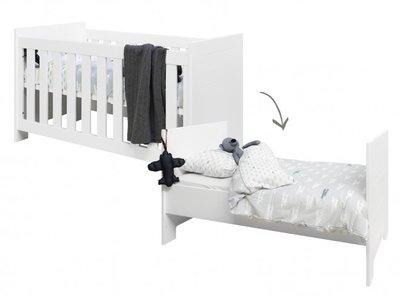 Bopita Merel cotbed / junior bed 70x140