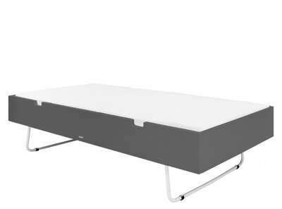 Bopita deep grey mix en match jump up bedlade