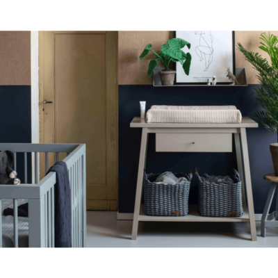 Coming Kids Havana aankleed tafel grey