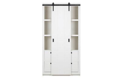 Kast Wit Hout : Witte houten meubels tv meubel white wash lovely wit houten tv