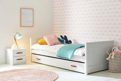 Cool Kids 4 delige Unicorn meisjes kamer 90x200