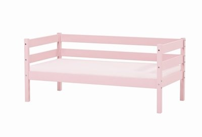 Hoppekids Ida junior bed 70x160 grenen roze