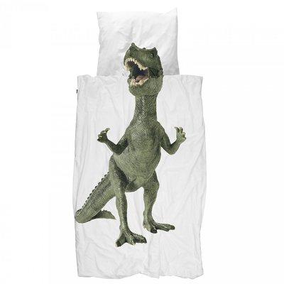 Snurk dekbedovertrek junior 120x150 Dinosaurus Rex
