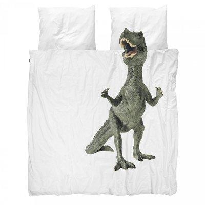 Snurk dekbedovertrek twijfelaar 200x200 Dinosaurus Rex
