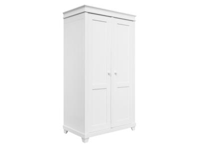 Bopita Country 2 deurs XL kledingkast vintage white