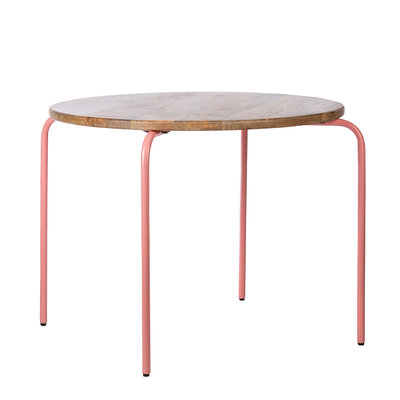Kidsdepot circle speeltafel roze