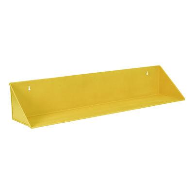 Kidsdepot Original metalen wandrek geel