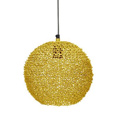 Kidsdepot Scoop hanglamp geel