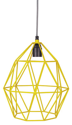 Kidsdepot wire hanglamp geel