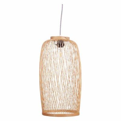 Kidsdepot Nusa bamboo hanglamp naturel