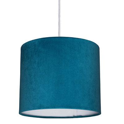 Kidsdepot sweet hanglamp petrol blauw