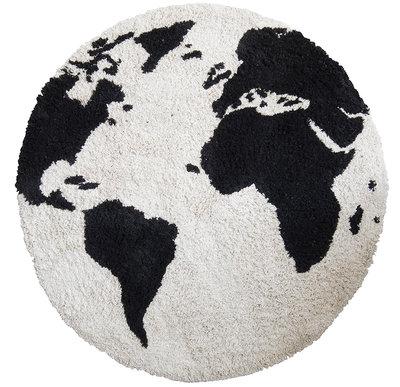 Kidsdepot El mundo vloerkleed Ø110 cm