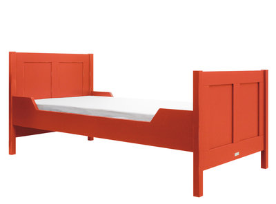Bopita Country tienerbed 90x200 vintage red recht