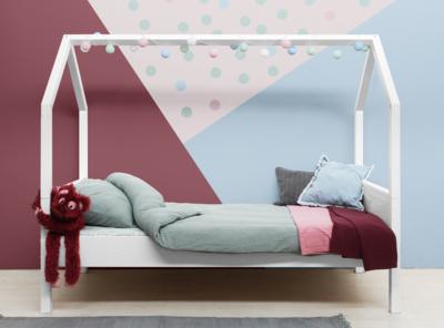 Bopita combiflex Home bed 90x200 wit