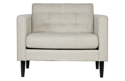 Woood Livia fauteuil naturel stof