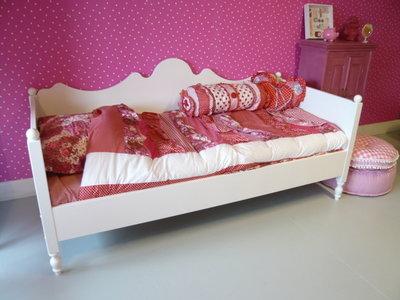 Bopita Belle bedbank 90x200 wit