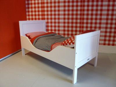 Bopita Romy peuter bed 70x150 wit