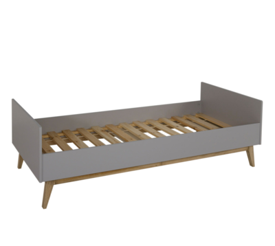Quax Trendy bed 90x200 Griffin Grey