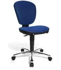 bopita blauw bureaustoel