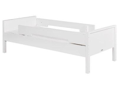 bopita combiflex basis bed met uitval wit